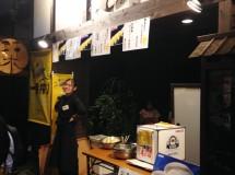 祇園祭の夜の仏光寺店