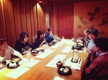 第2回日本酒ミーティング